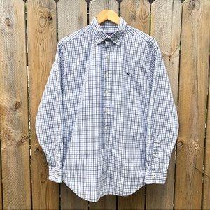 Vineyard Vines | Tattersail Plaid Shirt Size M